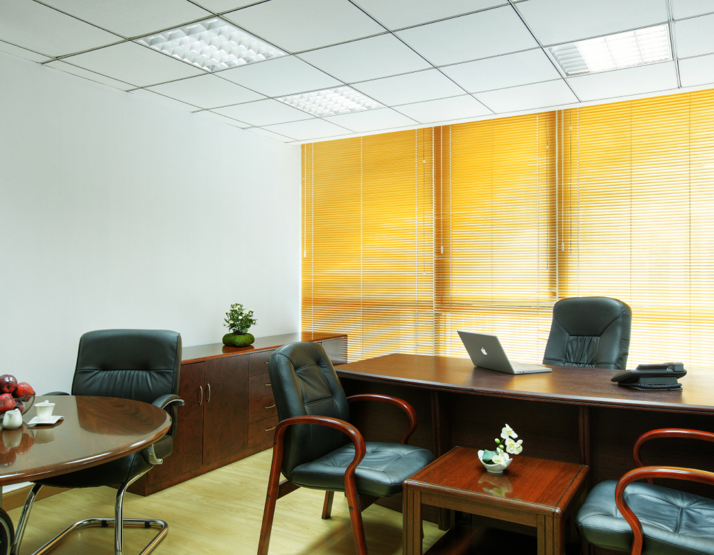 Window Office Furniture Abu Dhabi Office Design